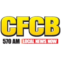 Logo of radio station CFCB
