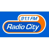 Logo of radio station Radio City Hindi