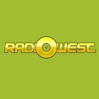 Logo de la radio Radio West