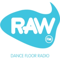 Logo of radio station Raw FM