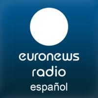 Logo of radio station euronews radio español