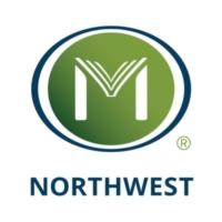 Logo of radio station KMBI Moody Radio Northwest