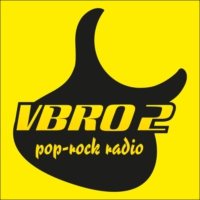 Logo of radio station VBRO 2