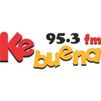 Logo of radio station XHDCH Ke Buena 95.3 FM