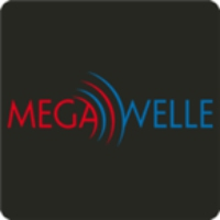 Logo of radio station Megawelle