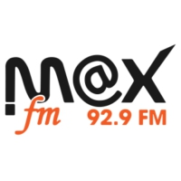 Logo of radio station Max FM