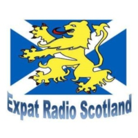 Logo of radio station Expat Radio Scotland
