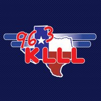 Logo of radio station KLLL 96.3