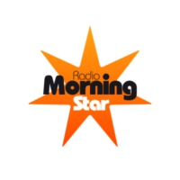 Logo of radio station RadioMorningStar