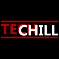 Logo of radio station TechChill