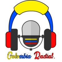 Logo of radio station Colombia Radial