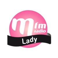 Logo of radio station MFM Lady