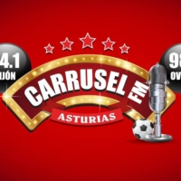 Logo of radio station Carrusel FM 94.1 Asturias