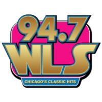 Logo of radio station 94.7 WLS FM