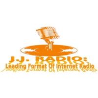 Logo of radio station J J RADIO INTERNET:LEADING FORMAT OF INTERNET RADIO