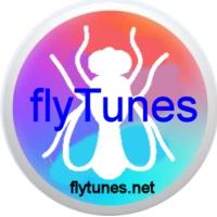 Logo of radio station flyTunes