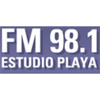 Logo of radio station Estudio Playa