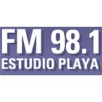 Logo of radio station Estudio Playa