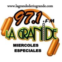 Logo of radio station XHZC La Grande de Río Grande