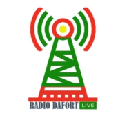 Logo of radio station RadioDafortLive