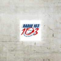 Logo of radio station Radio 103 Genova
