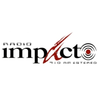 Logo of radio station Radio Impacto 910
