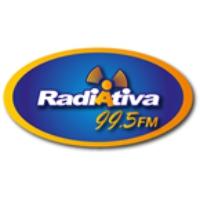 Logo de la radio RadiAtiva FM
