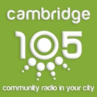Logo of radio station Cambridge 105