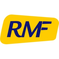 Logo of radio station RMF Grunge