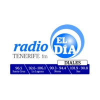 Logo of radio station Radio El Día