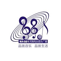Logo of radio station Henan Radio - 魅力881·河南音乐广播