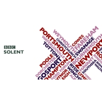 Logo of radio station BBC Radio Solent