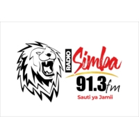 Logo of radio station RADIO SIMBA 91.3FM
