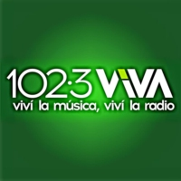 Logo of radio station VIVA 102.3