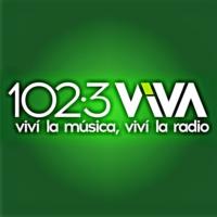 Logo de la radio VIVA 102.3