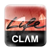 Logo of radio station Life Radio Calm