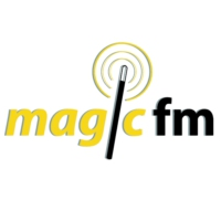 Logo of radio station Magic FM 98.2