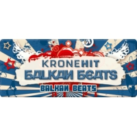 Logo of radio station Krone hit Balkan Beats
