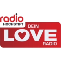 Logo of radio station Radio Hochstift - Love