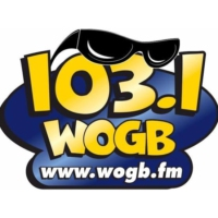 Logo de la radio 103.1 WOGB