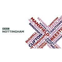 Logo of radio station BBC Radio - Nottingham