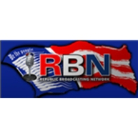 Logo de la radio RBN Republic Broadcasting Network
