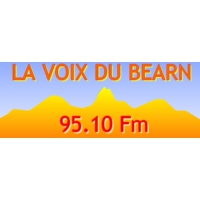 Logo of radio station La Voix du Béarn