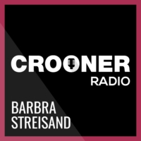 Logo of radio station Crooner Radio Barbra Streisand