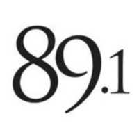 Logo of radio station KMUW 89.1 FM