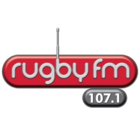 Logo of radio station Rugby FM