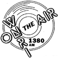 Logo of radio station 1380 WNRI