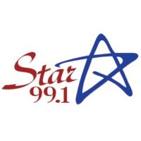 Logo of radio station WAHR Star 99.1