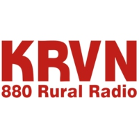 Logo of radio station 880 KRVN