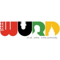 Logo of radio station WURD